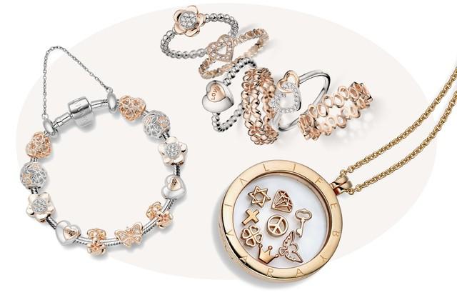 15438c0e9a3 Ouro rosé é protagonista de nova linha da Life by Vivara - Vogue