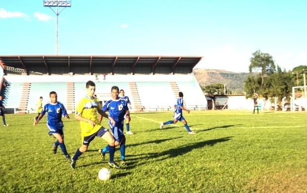 Time está treinando desde o mês de setembro (Foto: Divulgação/Clube Atlético Cerrado)
