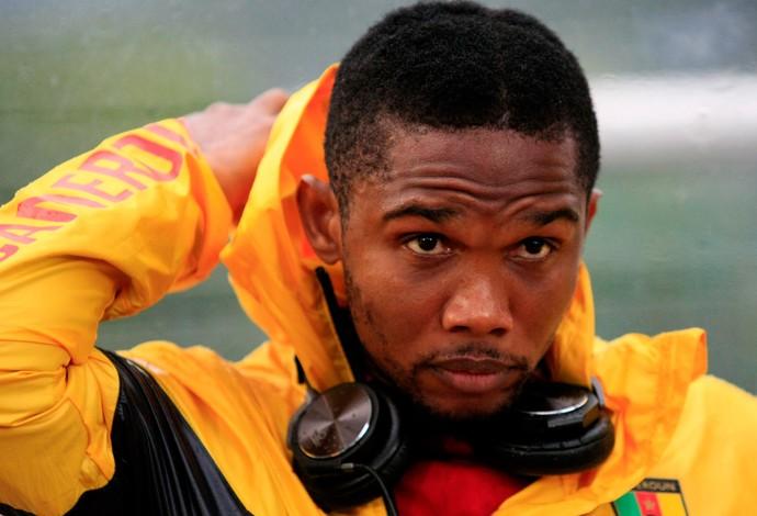Samuel Eto'o Camarões  (Foto: AFP)