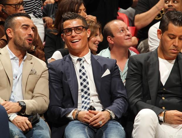 Cristiano Ronaldo NBA