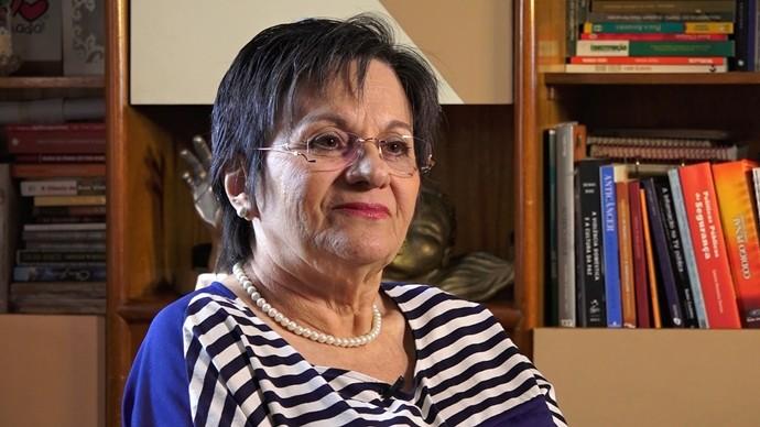 O caso de Maria da Penha está os dez que mudaram a vida das mulheres no mundo, segundo a ONU. (Foto: Haroldo Braga / TV Verdes Mares)