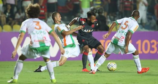 sem escolha (Gilvan de Souza/Flamengo)