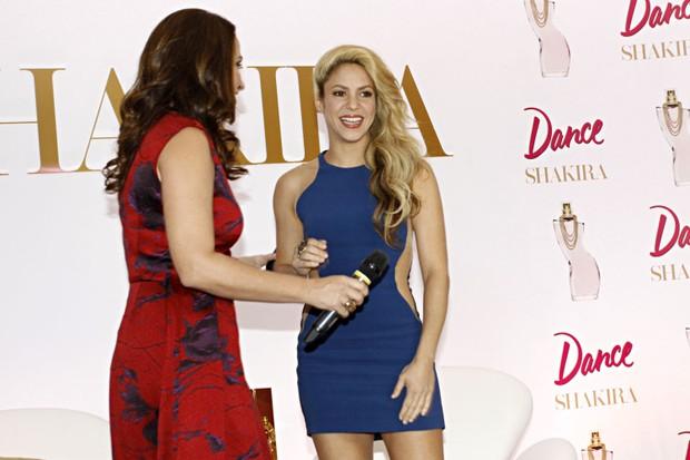 Shakira (Foto: Celso Tavares / EGO)