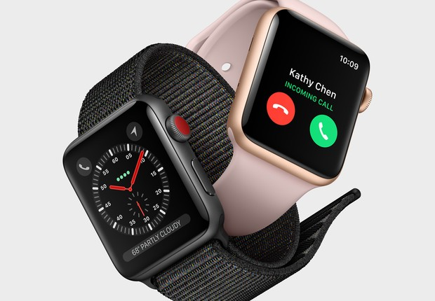 Apple Watch 3  (Foto: Divulgação Apple)