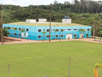 CT Barcelos, que será usado pelo Atlético-PR (Foto: Site oficial do CT Barcelos/Divulgação)