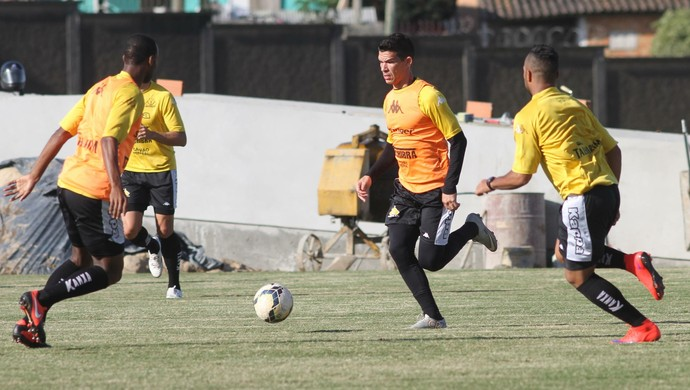 Rodrigo Andrade Criciúma (Foto: Fernando Ribeiro/www.criciumaec.com.br)