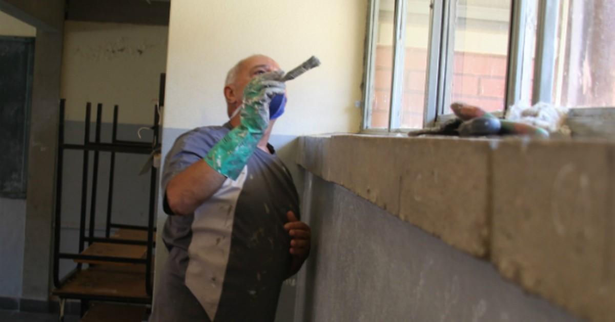 Escolas de Itaúna recebem esquema especial de limpeza neste mês - Globo.com