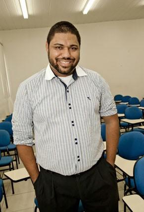 Carlos Alberto Ferreira é o supervisor de mídias sociais da Globo (Foto: Daisy Camargo/Globo)