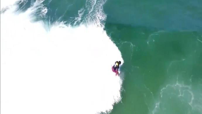 samuel igo, surfista, paraíba (Foto: Divulgação)