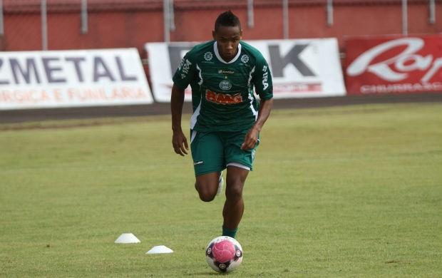 Rafael Silva, meia do Coritiba (Foto: Divulgação / Coritiba)