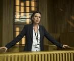 Olivia Colman em cena de 'Broadchurch' | Reprodução