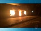 Incêndio destrói pizzaria em Bonito, diz Corpo de Bombeiros em MS