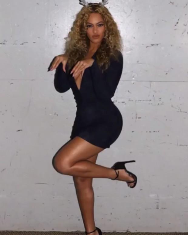 Beyoncé (Foto: Reprodução / Instagram)