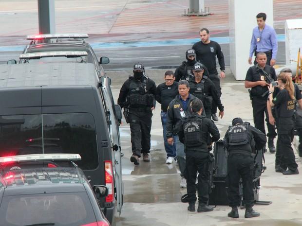 João Branco é suspeito de planejar morte de delegado da Polícia Civil (Foto: Jamile Alves/G1 AM)