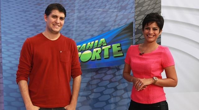 Bahia Esporte (Foto: Paulo Macedo)
