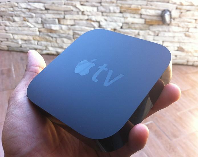 Como redefinir a Apple TV para os ajustes de fábrica (Foto: Marvin Costa/TechTudo)