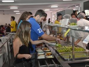 Restaurante Universitário UFU (Foto: Milton Santos/Divulgação)