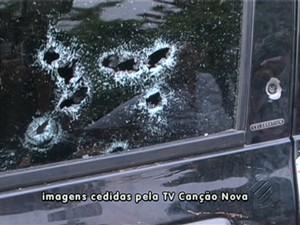 Cinegrafista Lucas do Carmo Alves Homicídio (Foto: Reprodução/TV Liberal)
