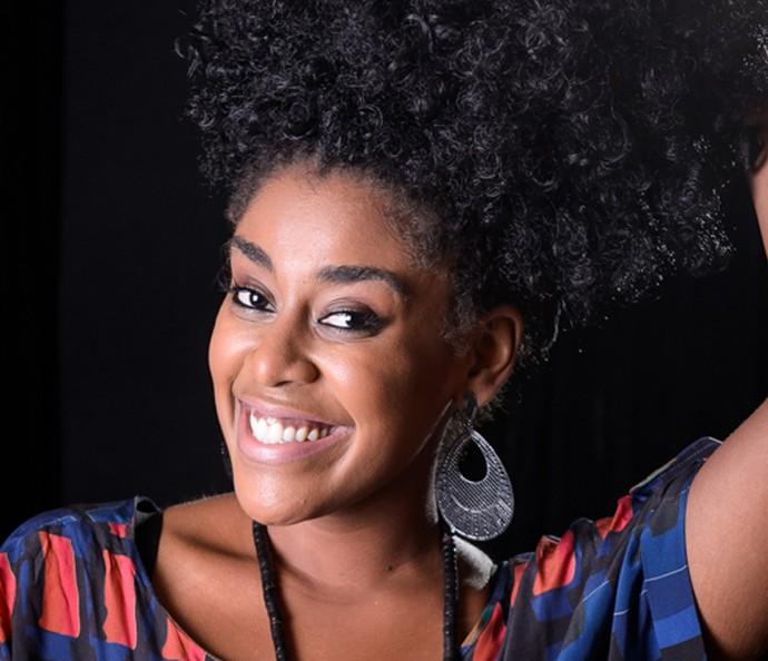Aline Souza (Foto: Ramon Vasconcelos/TV Globo)