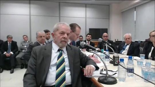 Lula diz a Moro que nunca teve intenção de adquirir triplex