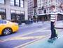 G1 testa skate que vira mochila e é proposta para mobilidade urbana
