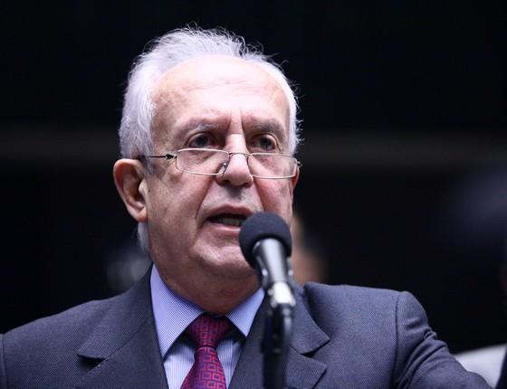 O deputado Jarbas Vasconcelos (PMDB-PE) (Foto: Antonio Augusto / Câmara dos Deputados)