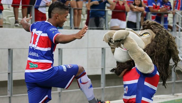 Gabriel Pereira, Fortaleza (Foto: Saulo Roberto/Fortaleza)