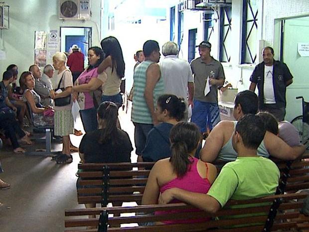 Médicos pedem reformulação no atendimento público de saúde em Ribeirão Preto (Foto: Valdinei Malaguti/EPTV)
