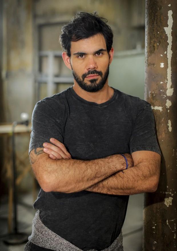 Juliano Cazarré (Foto: Divulgação)