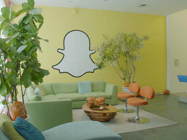 O app  vem conquistando cada vez mais pessoas em território brasileiro (Foto: Snapchat / Divulgação)