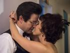 Débora Falabella sobre romance com Murilo Benício na TV: 'Mais confortável'