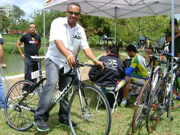 Volta Ciclística de São Paulo - equipe de Bauru (Foto: Alan Schneider/Globoesporte.com)