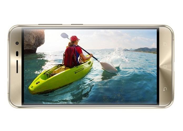 Zenfone 3 deve ter custo-benefício melhor do que o Galaxy S7 (Foto: Divulgação/Asus)