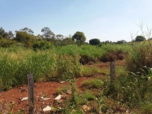 Área onde acidente aconteceu foi isolada pela perícia (Foto: Cláudio Nascimento/ TV TEM)