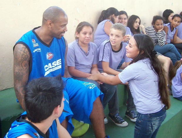 Liga Sorocabana - Escola Votorantim (Foto: Divulgação / Liga Sorocabana)