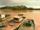 Pesca na foz do Rio Doce é proibida no litoral norte do Espírito Santo