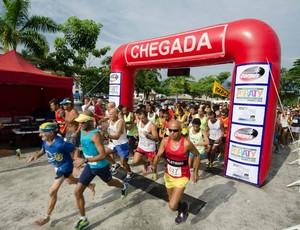 Meia Maratona aconteceu no último domingo (Foto: Divulgação/PMP)