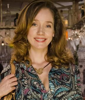 Camila Morgado é a protagonista de 'Olga' (Foto: Globo / Raphael Dias)