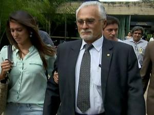 José Genoino (GloboNews)  (Foto: reprodução globo news)