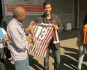No Rio, Ballack ganha camisa do  Flu e alerta Neymar sobre vaidade