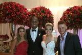 """BLOG: Ex-companheiros de Cruzeiro, Souza felicita Dedé por casamento: """"Amo vocês"""""""