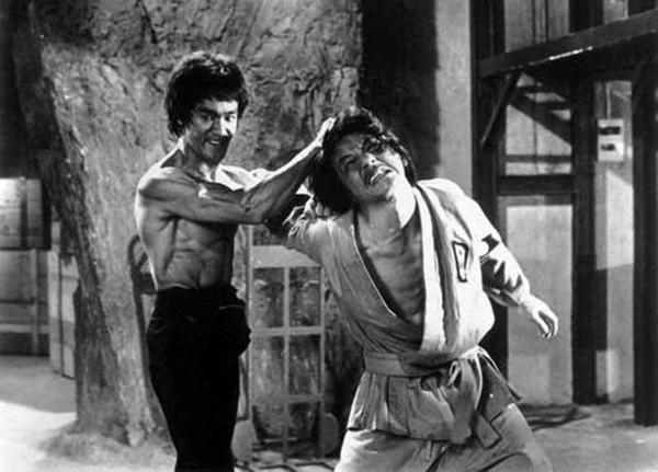 Bruce Lee e Jackie Chan – Operação Dragão (1973) (Foto: Divulgação)