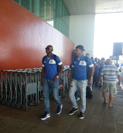 última missão  (Augusto Oliveira / GloboEsporte.com)