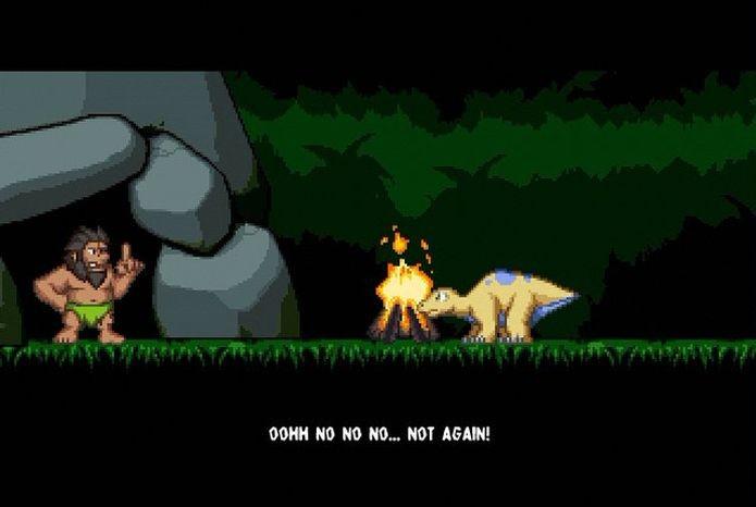 CaveDays foi um jogo de formação de Glauber Kotaki (Foto: Divulgação)