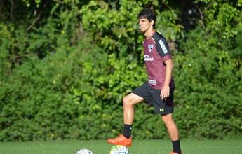 Rodrigo Caio sente dores, desfalca o São Paulo e é cortado da Seleção
