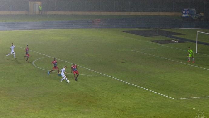 Santos-AP; Amapá; Futebol (Foto: Reprodução/Rede Amazônica no Amapá)