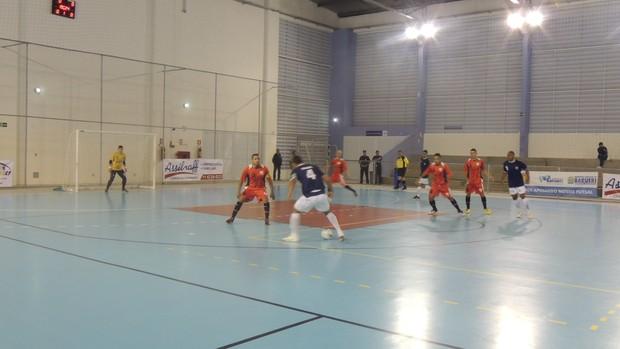 Mogi x Barueri - Liga Paulista Futsal (Foto: Petterson Rodrigues)