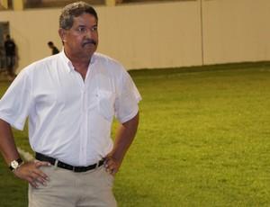 técnico Pedrinho Albuquerque (Foto: Phelipe Caldas)