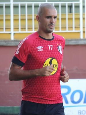 Douglas Silva Joinville (Foto: João Lucas Cardoso)