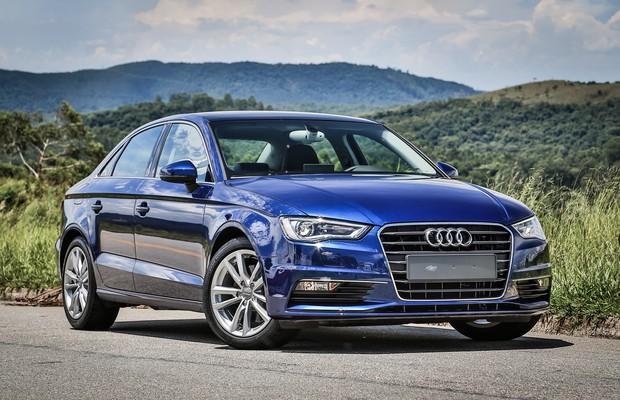 Audi oferece descontos de até R$ 35 mil em seus modelos